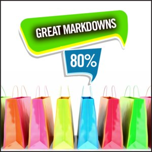 Great Markdowns
