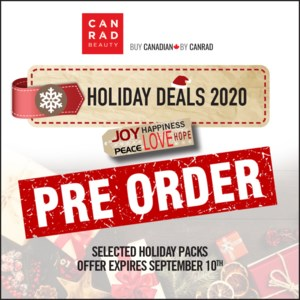 Holiday 2020 - Pre Order