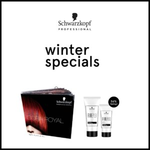 Schwarzkopf Winter Specials