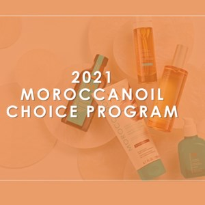 Moroccanoil Choice Program