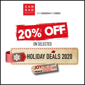 20% OFF on selected Holiday Packs
