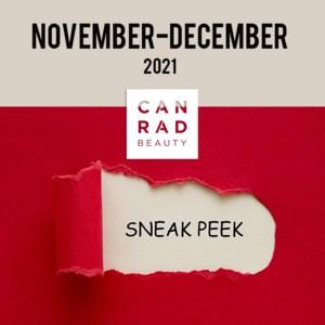 Sneak Peek Nov-Dec 2021
