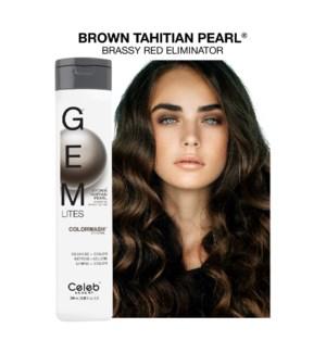 *MD 244ml Gemlites Tahitian Pearl Shampoo