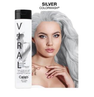 244ml Viral Shampoo Silver 8.25oz