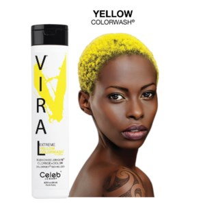 *BF 244ml Viral Shampoo Extreme Yellow FP