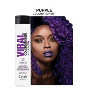 244ml Viral Purple Colorditioner 8.25oz