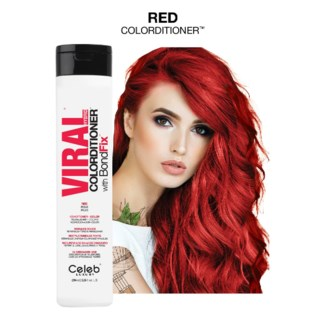 244ml Viral Red Colorditioner 8.25oz