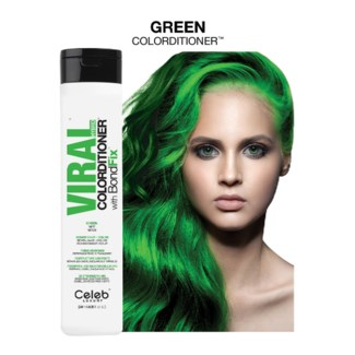 244ml Viral Green Colorditioner 8.25oz