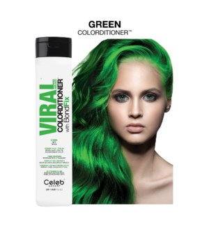 *MD 244ml Viral Green Colorditioner 8.25oz