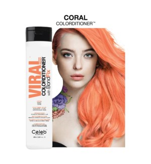 *MD 244ml Viral Coral Colorditioner 8.25oz