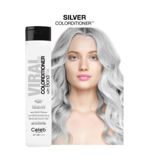 *MD 244ml Viral Silver Colorditioner 8.25oz