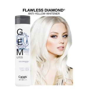 *MD 244ml Gemlites Flawless Diamond Shampoo
