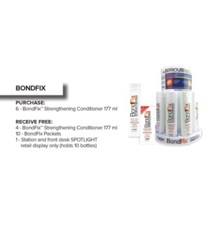 ! 6+4 BondFix Strengthen Display Kit
