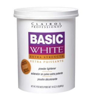 @ 1Lb Basic White Bleach 454G 320832