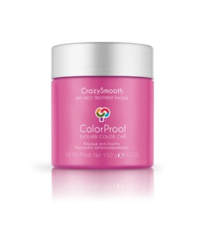 150ml CP CrazySmooth Anti-Frizz Masque