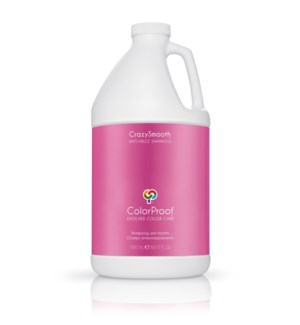 64oz CP CrazySmooth Anti-Frizz Shamp