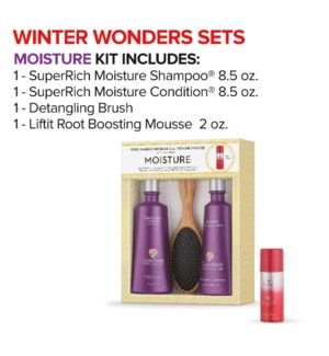 CP WINTER WONDERS Gift Set SUPERRICH HD19