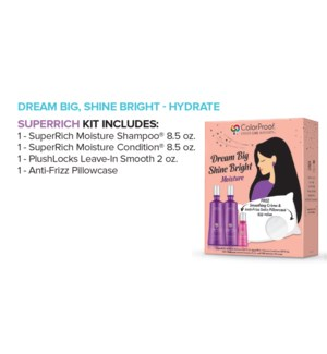 CP DREAM BIG SHINE BRIGHT Gift Set SUPERRICH HD20