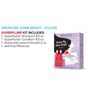 CP DREAM BIG SHINE BRIGHT Gift Set SUPERPLUMP HD20