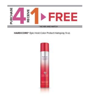 ! 4+1 265ml CP HardCore Epic Spray ND19