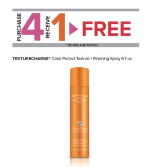 ! 4+1 CP TextureCharge Spray RECHARGE ND19