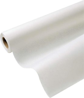 *BF GRAHAM Waxing Table Paper Roll 21x125