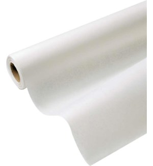 GRAHAM Waxing Table Paper Roll 21x125