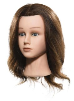 Economically Standard Mannequin, Brown, Approximately 12 Inches