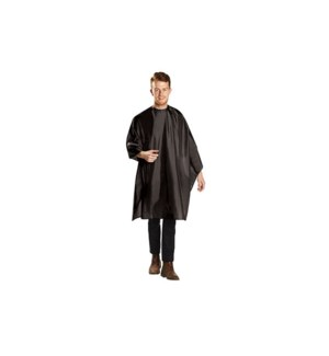 Nylon Cut Cape, Extra Large, Black BES360XLBKUCC