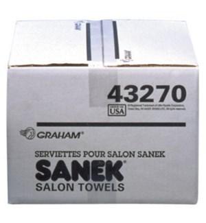 @ SANEK Premium all-purpose salon Paper Towels 500 Towels/Case