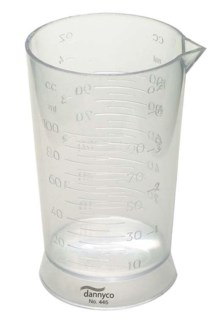 Measuring Cylinder Beaker 4 oz (125ml)