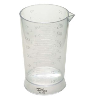 Measuring Cylinder Beaker 4 oz (125ml) BES445UCC CR12