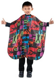 Kiddie Cutting Cape