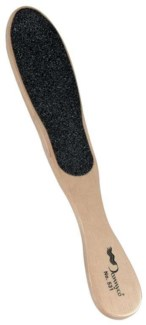 Two-sided Foot File w/ Oakwood Handle