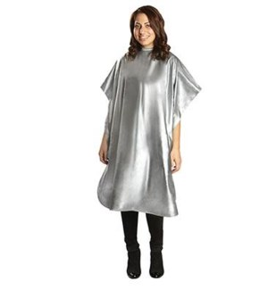All Purpose Vinyl Cape, Silver (1 Pack) BES53REGSLUCC