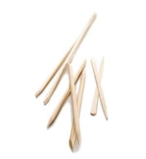 Birchwood Manicure Sticks 4 Inch, 100/Bag