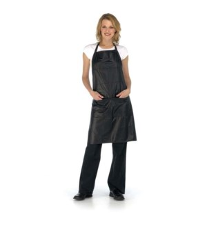 Le Pro All Purpose Plasticv Apron, Black