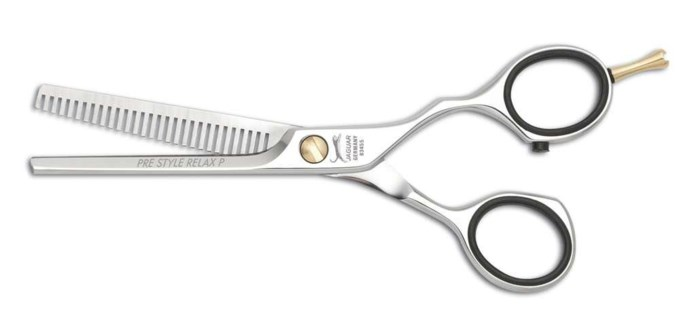 5-1/2 Thinners,Offset Scissor