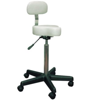 White Backrest For 863 865