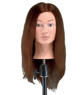 Prem Competition Deluxe Mannequin, Brown, Approxmately 16 Inches