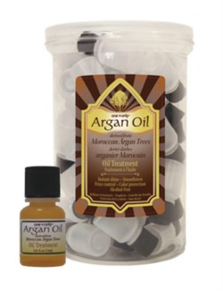 *50pc Bucket .25oz Argan Oil Treatment FP