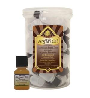 *50pc Bucket .25oz Argan Oil Treatment FP