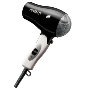 Avanti Folding Travel Hair Dryer