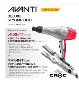 Avanti Deluxe Styling Duo MA2020