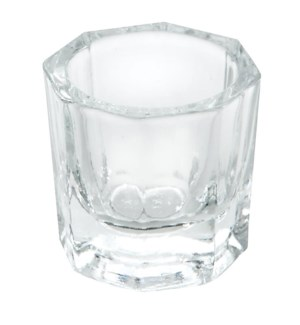 Spa Glass Dish For Hair Dye/Tints SLB70013DC
