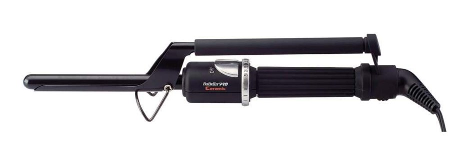 BABYLISS PRO 13mm (1/2 Inch) Marcel Ceramic Curling Iron