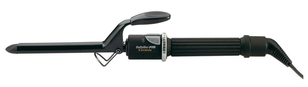 BABYLISS PRO 13mm (1/2 Inch) Ceramic Spring Curling Iron