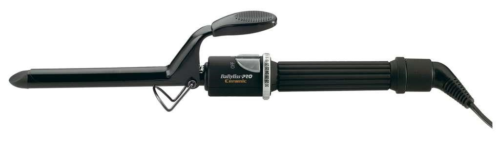 BABYLISS PRO 16mm (5/8 Inch) Baby Ceramic Spring Curling Iron