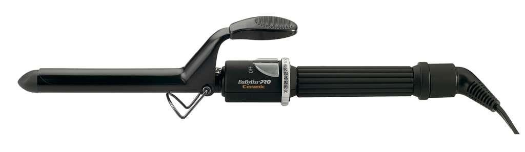 BABYLISS PRO 19mm (3/4 Inch) Baby Ceramic Spring Curling Iron