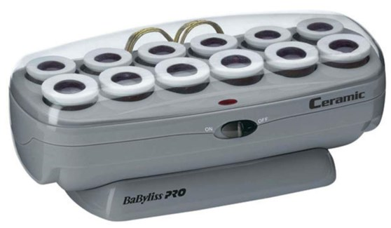 BABYLISS PRO 12pc Ceramic Hairsetter